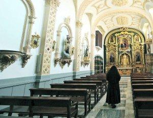Capilla del Monasterio de Santa Ana y Magdalena. :: P. A./AGM